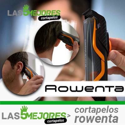 Mejores cortapelos Rowenta