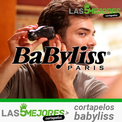 Mejores cortapelos Babyliss