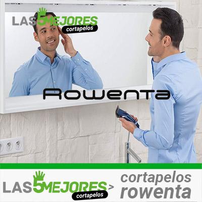Mejor cortapelos Rowenta para comprar