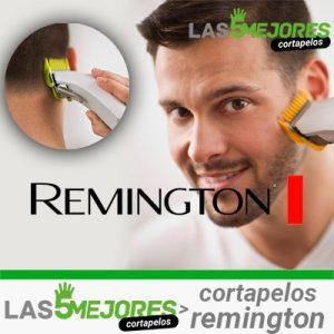mejor cortapelo remington
