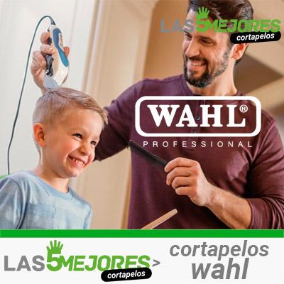 Mejores cortapelos wahl