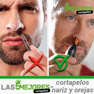 cortapelos nariz y orejas
