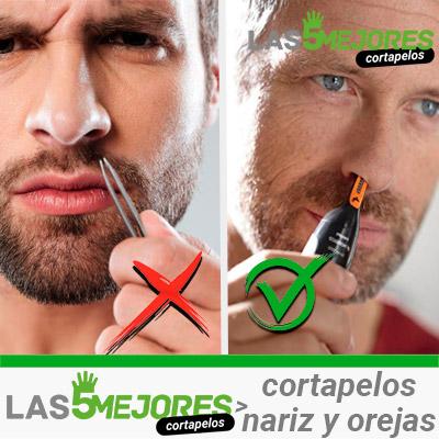 Mejores cortapelos nariz y orejas