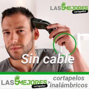 mejores cortapelos sin cable